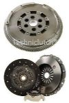 LUK DUAL MASS FLYWHEEL DMF CLUTCH KIT VARIOUS FIAT & ALFA ROMEO MITO